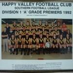HVFC 1992 Premiers