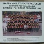 HVFC 1993 Premiers