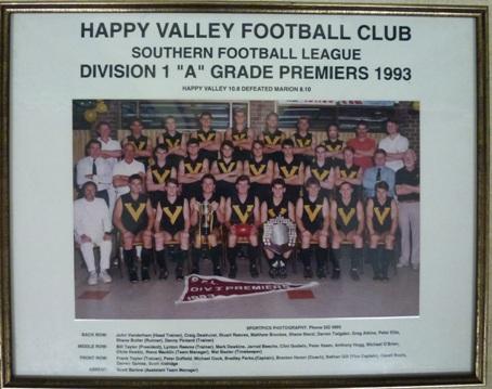 HVFC 1993 Premiers-web