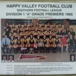 HVFC 1995 premiers