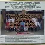 HVFC 1998 Premiers