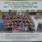 HVFC 1999 Premiers